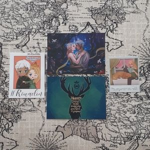 Throne of Glass Prints